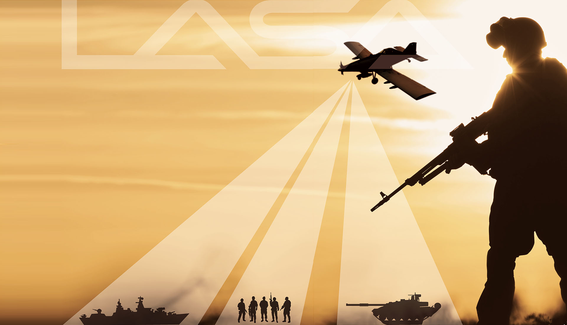 LASA offers solutions for triple-F missions